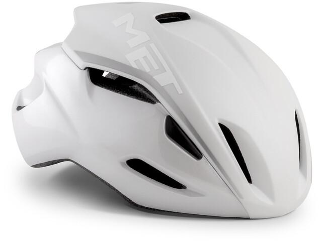 MET Manta Casque, white